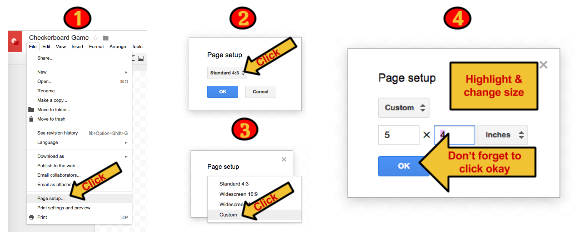 Select Page Size